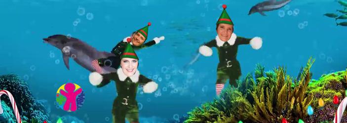 Geluk & Kerst-Elfjes